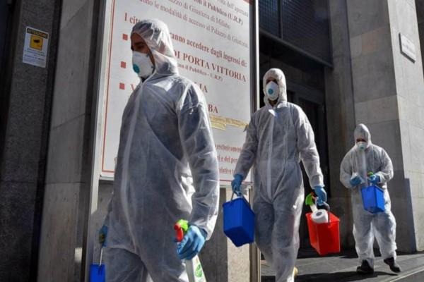 Συναγερμός από τον ΠΟΥ: «Η Ευρώπη είναι τώρα το επίκεντρο του κορωνοϊού - Πάνω από 5.000 οι νεκροί»!