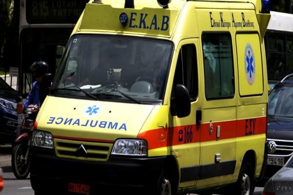 Τραγικό δυστύχημα στη Θεσσαλονίκη! 76χρονος έριξε το φορτηγό σε κολώνα φωτισμού και αυτό έπεσε στο κανάλι!