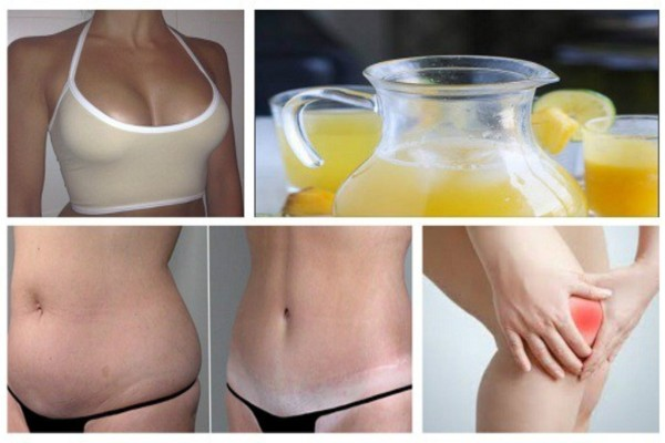 Ρόφημα με φρούτο για να χάσετε κιλά, να σφίξετε στήθος και να απαλλαγείτε από όλες τις τοξίνες