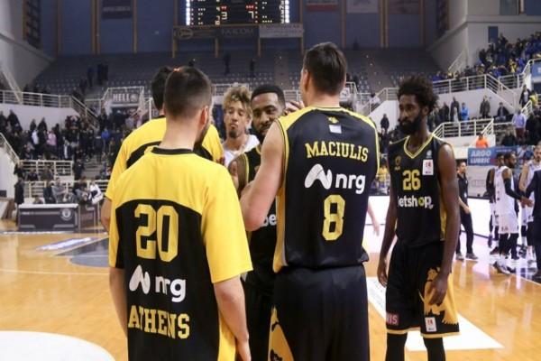 Basketball Champions League: Ψάχνει το σαφές προβάδισμα η ΑΕΚ - Για την υπέρβαση το Περιστέρι
