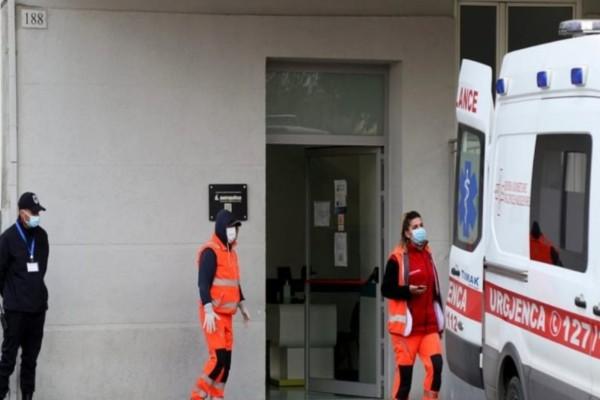 Αλβανία: Επιβολή στρατιωτικού νόμου για 40 ώρες λόγω κορωνοϊού