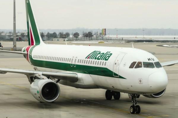 «Βόμβα» από την Alitalia - Ανακοίνωση-σοκ της αεροπορικής εταιρείας
