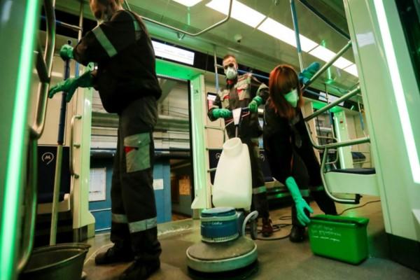 Κορωνοϊός Ρωσία: 163 νέα κρούσματα το τελευταίο 24ωρο