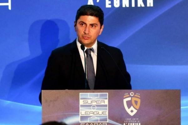 «Στο τραπέζι η διακοπή των πρωταθλημάτων» - «Βόμβα» από τον υφυπουργό Αθλητισμού Λευτέρη Αυγενάκη