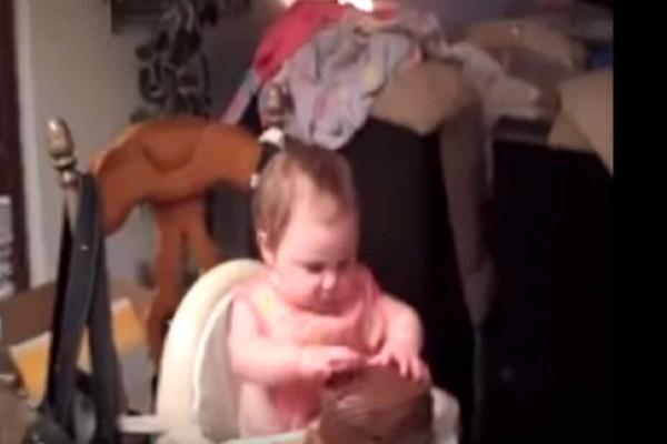 Το γλυκό μωρό που έχει