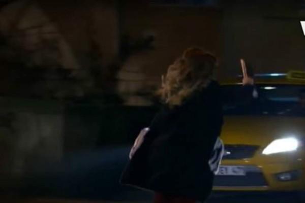 Elif: Ο Σελίμ σώζει μια κοπέλα με το ταξί όταν...