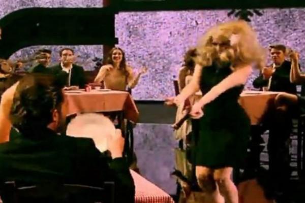 YFSF: Τους τρέλανε όλους ως «Αλίκη Βουγιουκλάκη» η Κατερίνα Κακουράκη! (video)