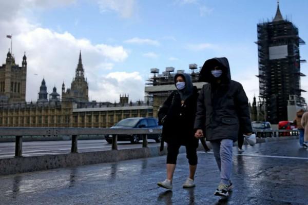 Κορωνοϊός Βρετανία: Πάνω από 1.000 οι νεκροί