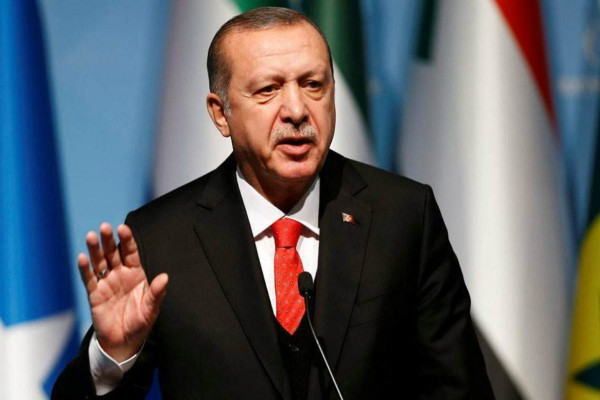 Τραβάει κι άλλο το «σχοινί» ο προκλητικός Ερντογάν: Αποκάλεσε «Ναζί» τον ελληνικό λαό! (video)