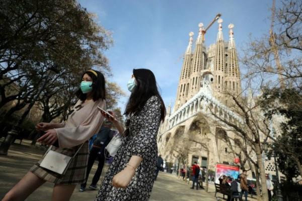 Το απόλυτο δράμα στην Ισπανία: Πάνω από 2.000 κρούσματα και 100 νεκροί σε 24 ώρες από τον κορωνοϊό!