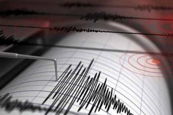 «Διπλός» σεισμός ταρακούνησε την χώρα μέσα σε 16 λεπτά!