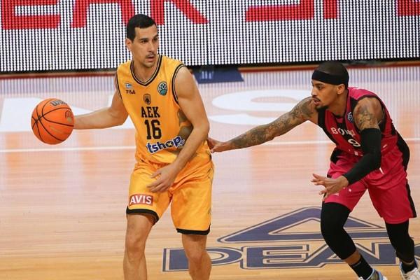 Basketball Champions League: Πρόκριση στην Γερμανία αναζητά η ΑΕΚ