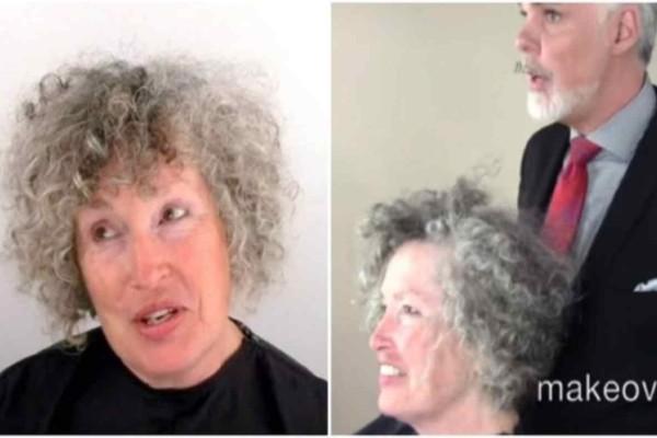 Δεν την γνώριζαν ούτε τα παιδιά της - Μπήκε στο κομμωτήριο με γκρίζα, κατσαρά μαλλιά και βγήκε…