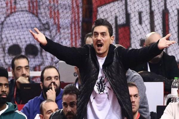 Πανικός με τον Δημήτρη Γιαννακόπουλο! Η ΚΑΕ Ολυμπιακός ζήτησε απαγόρευση εισόδου του στο ΣΕΦ!