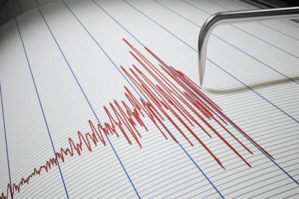 Σεισμός κοντά στην Κάσο!