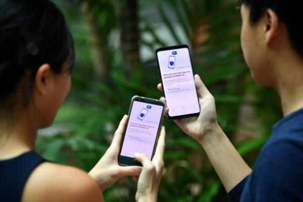 Κορωνοϊός: Εφαρμογή στα κινητά για τον εντοπισμό κρουσμάτων