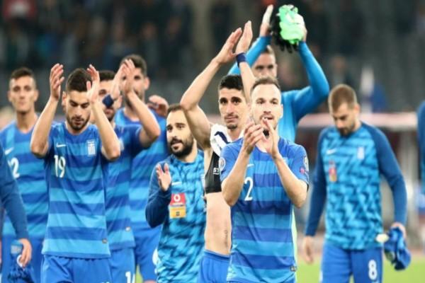 Μεγάλη ευκαιρία για την Εθνική Ελλάδας: Με αυτούς κληρώθηκε στο Nations League
