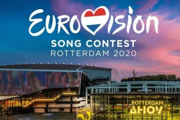 «Σίγησε» και η Eurovision από τον κορωνοϊό (photo)