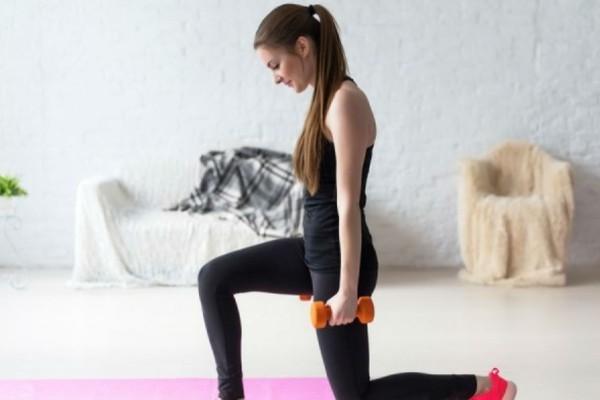 Αυτός είναι ο καλύτερος τρόπος για να γυμναστείς στο σπίτι σου!