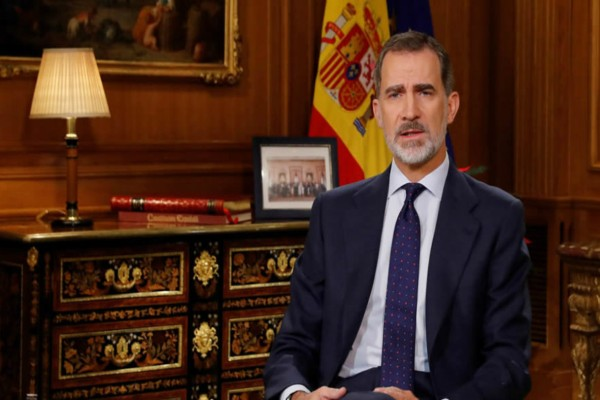Ηγετικό το διάγγελμα του Βασιλιά της Ισπανίας για τον κορωνοϊό - 209 νέοι θάνατοι και 3.431 κρούσματα το τελευταίο 24ωρο (video)