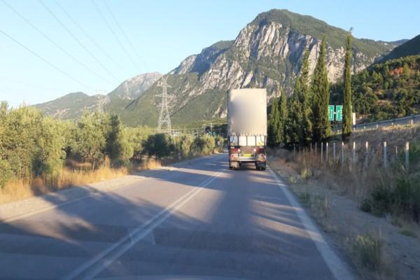 Έκτακτες αλλαγές για φορτηγά και ΚΤΕΛ λόγω κορωνοϊού!