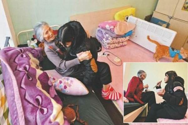 93χρονη γιαγιά έμεινε αβοήθητη όταν πέθανε ο γιος της - Τότε η εγγονή της έκανε κάτι που δεν φαντάζεστε