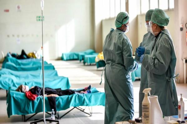 Το δράμα συνεχίζεται στην Ιταλία: Στους 1.809 πλέον οι νεκροί - Πάνω από 24.000 τα κρούσματα