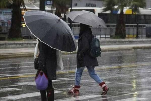 Αλλάζει άρδην ο καιρός: Που αναμένονται βροχές και καταιγίδες;