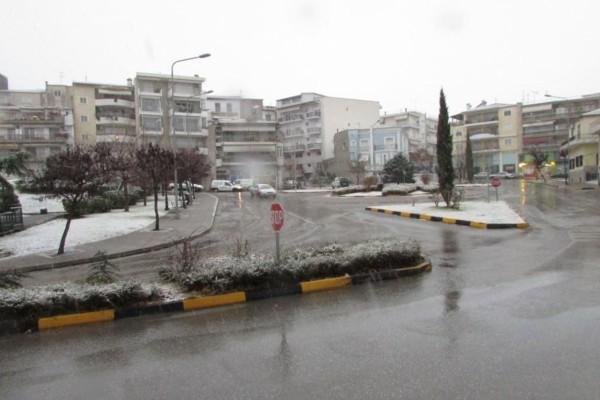 Μάρτης γδάρτης: Στους -9 η θερμοκρασία στη Κοζάνη, στους -6 στα Ιωάννινα