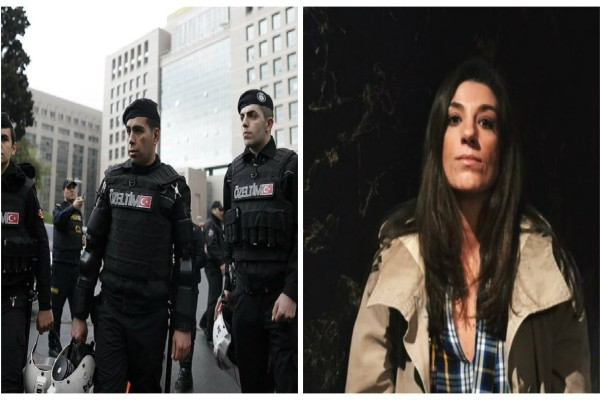Οι Τούρκοι συνέλαβαν δημοσιογράφο του Mega!