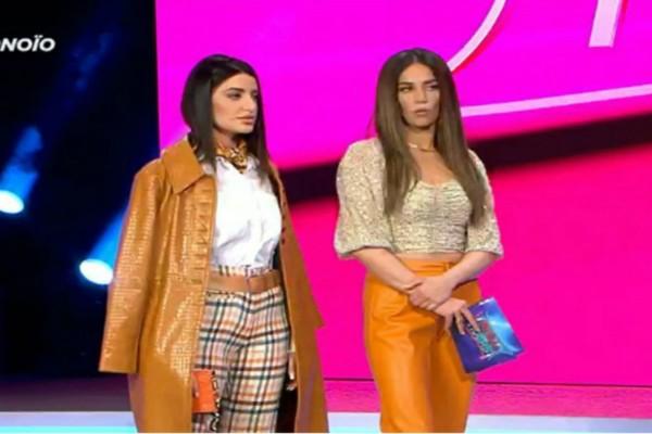 My Style Rocks: Έξαλλες οι παίκτριες με το σχόλιο της Μαρίας Καζαριάν!
