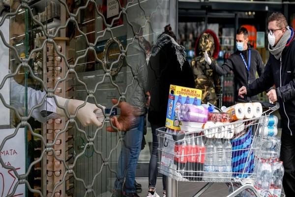 Κορωνοϊός: Δραστικά μέτρα - Ποια καταστήματα κλείνουν σήμερα;