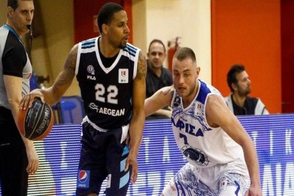 Basket League, Λάρισα - Κολοσσός 95-90: Μετράει 8 νίκες η Λάρισα!