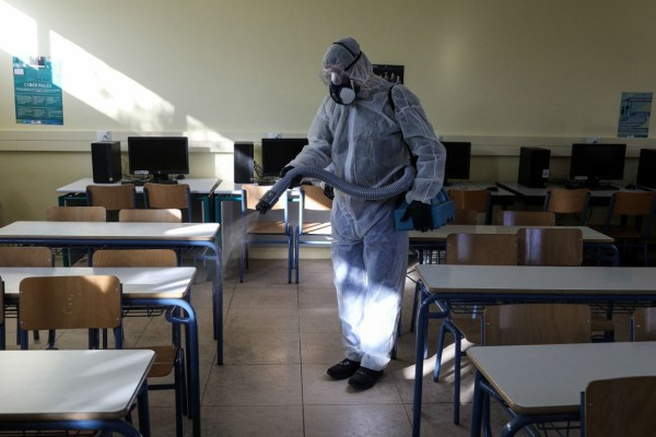 Κλείνουν 31 νέα σχολεία στην Αττική λόγω κορωναϊού - Αναλυτικά η λίστα!