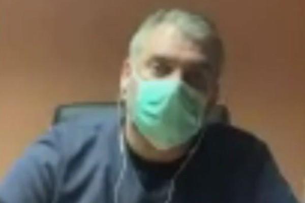 «Είναι γεγονός ότι από τον κορωνοϊό θα...» - Συγκλονίζει γιατρός του Ιπποκράτειου νοσοκομείου (Video)