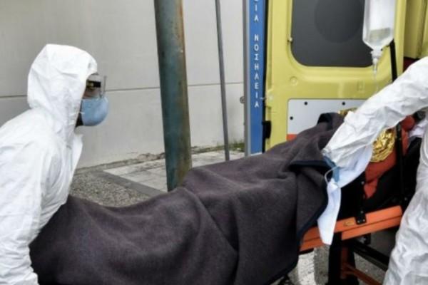Στους 18 οι νεκροί στη χώρα - Γυναίκα το τελευταίο θύμα του κορωνοϊού