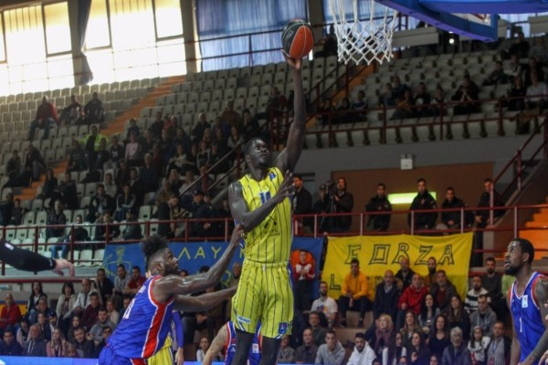 Basket League, Λαύριο-Πανιώνιος 104-71: Ισοπέδωσε τον Πανιώνιο!