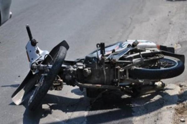 Εύβοια: Όχημα παρέσυρε μηχανάκι και σκότωσε δυο άτομα