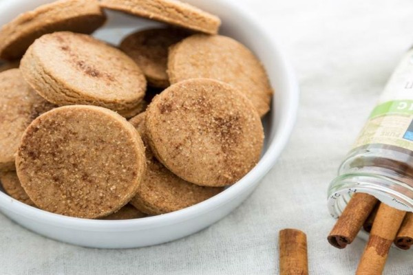 Τραγανά μπισκότα κανέλας!