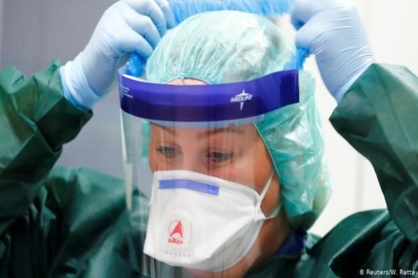 Κρίση πανικού στη Γερμανία: Περισσότερα από 6.200 κρούσματα κορωνοϊού σε 24 ώρες - Στους 325 οι θάνατοι