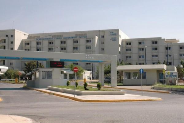 Κρούσμα κορωνοϊού στο νοσοκομείο της Πάτρας - Εκκενώθηκε η αιματολογική κλινική