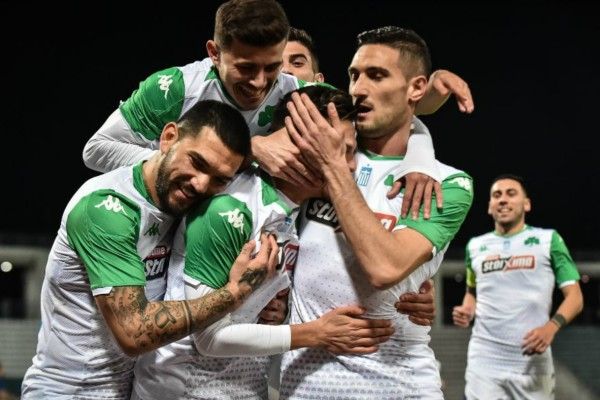 Super League: «Πράσινη» κυριαρχία και μήνυμα εν όψει playoffs!