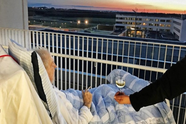 Αυτός ο παππούς λίγο πριν πεθάνει έκανε την τελευταία του επιθυμία - Δεν περίμενε κανείς αυτό που ζήτησε!