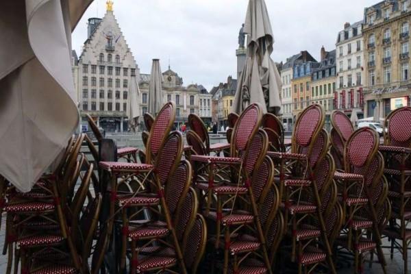 Κορωνοϊός: Διάγγελμα Μακρόν - Σε καραντίνα ολόκληρο το Παρίσι
