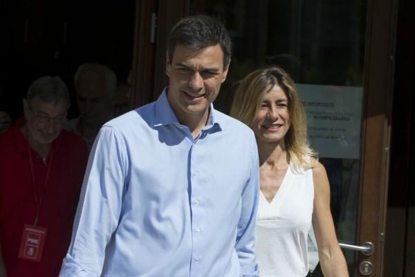 Κορωνοϊός Ισπανία: Θετική στον ιό η σύζυγος του πρωθυπουργού!