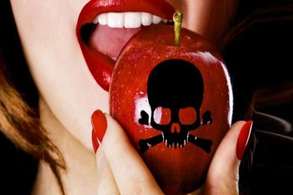 Προσοχή: Αυτά είναι τα 4+1 φρούτα και λαχανικά - δηλητήριο!