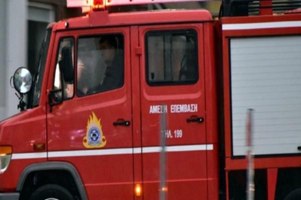 Θρίλερ: Πυρκαγιά σε εστιατόριο στη Θεσσαλονίκη!