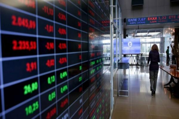 Χρηματιστήριο Αθηνών: Ανάκαμψη κατά 5%