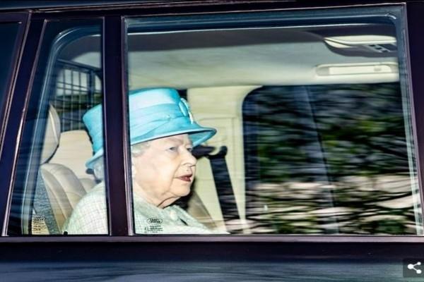 Βασίλισσα Ελισάβετ: Η φωτογραφία που μαρτυρά την κατάστασή της και προκαλεί ανησυχία στο Παλάτι!