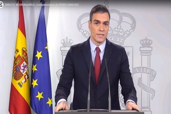 Ισπανία: Κλείνει τα χερσαία σύνορά της με την Ευρώπη